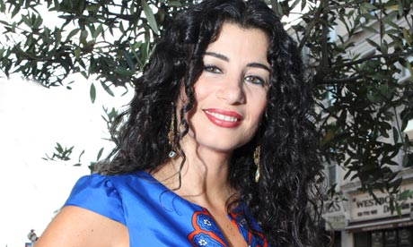 Joumana Haddad interview