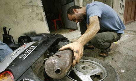 Palestinian Lebanon refugee