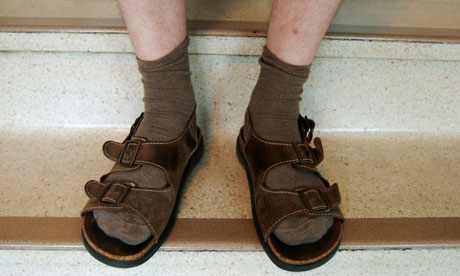 Swords Sandals And Socks Opinion Theguardian Com