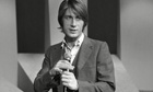 Jacques Dutronc, French singer  - 1960