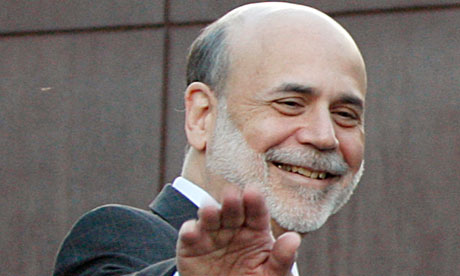Ben Bernanke, Jackson Hole, Wyoming, federal reserve conference