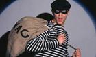 A burglar