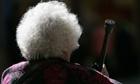 Penisoner, elderly person