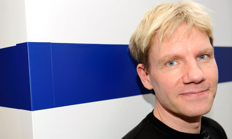Danish professor Bjorn Lomborg. Photograph: Adrian Dennis/AFP/Getty Images