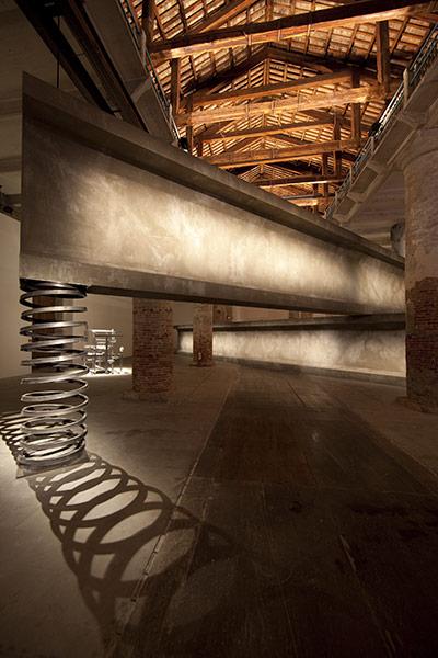 Venice Biennale: Installation from Anton García-Abril and Ensamble Studio
