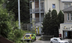 Three killed in Edinburgh explosion