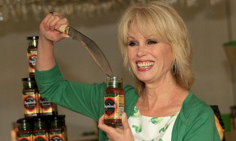 Joanna Lumley's Gurkha chutney
