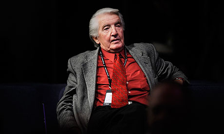 Dennis Skinner at the Labour party conference in 2008