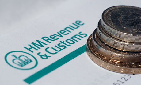 BBC News - HMRC 'plans to share tax data with private firms'
