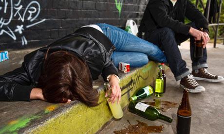 Drunk Teenager 79