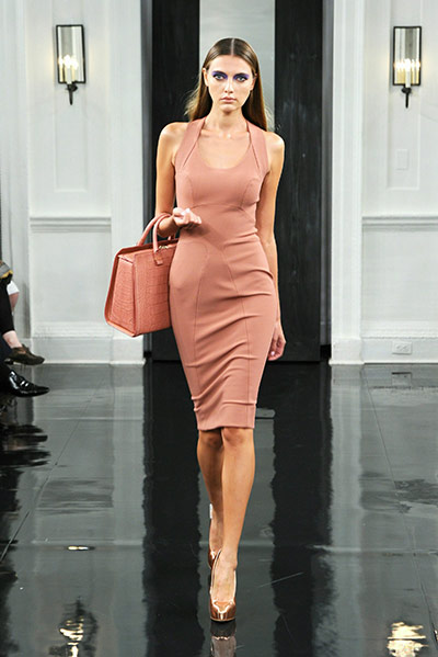 Victoria Beckham NY: Victoria Beckham's spring collection 2011