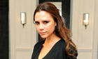 Victoria Beckham at New York fashion week