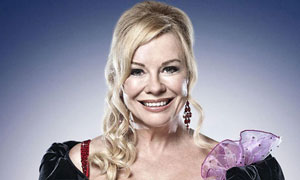 Pamela Stephenson on Strictly Come Dancing