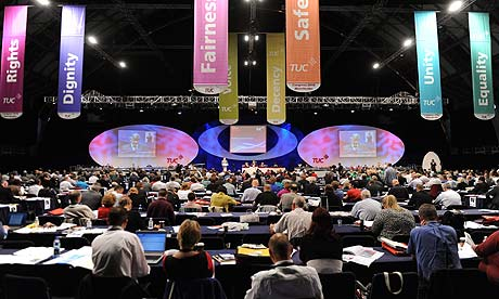 TUC Congress 2010