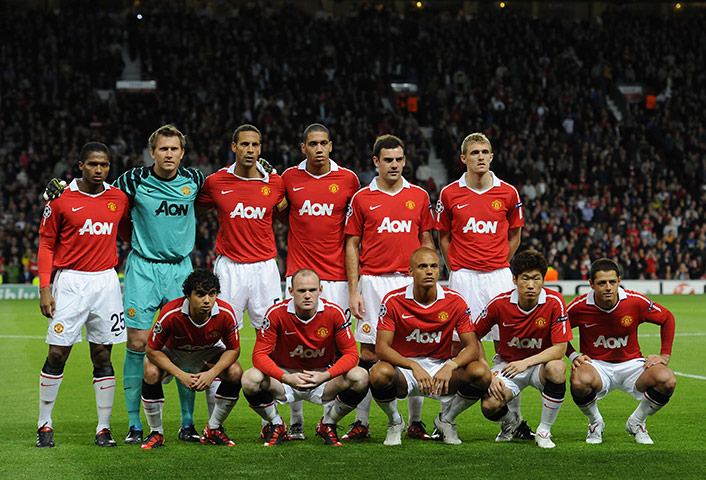 man utd team for tonight
