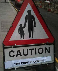 caution-pope