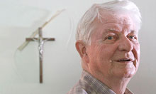 Jack Sullivan is flying to the UK for the beatification of Cardinal Newman by Pope Benedict XVI