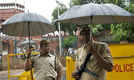 Jama Masjid firing: Security concerns for CWG