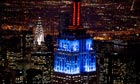 Aerial view of the Empire State Building from Jason Hawkes