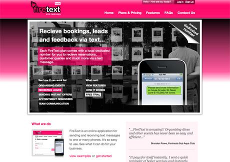 Firetext.co.uk