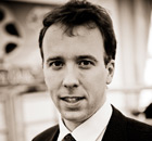 Matthew Hancock MP.