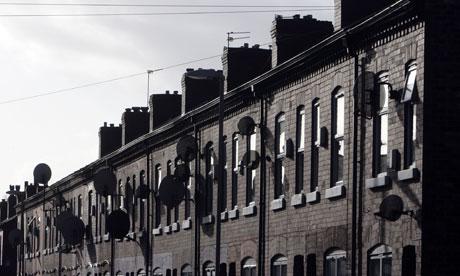 Report Reveals Living Standards Of UK Council Estates
