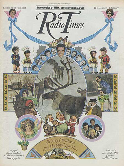 Radio Times - Christmas Edition
