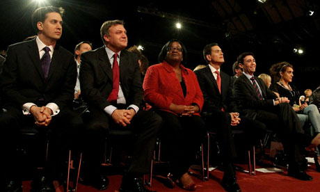 Labour leadership candidates
