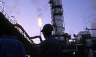 Iran's oil depot at Kharg Island