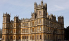 Downton Abbey contained seven ad breaks.