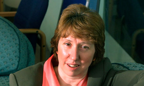 Baroness Cathy Ashton