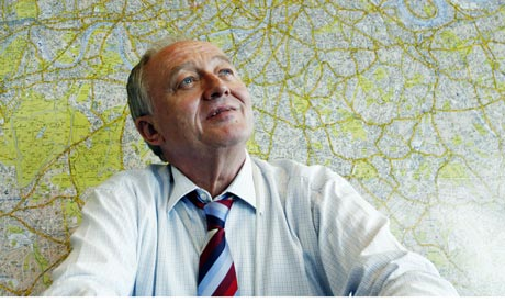 Ken Livingstone is Labour's candidate for mayor of London