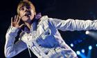 Justin Bieber 'My World' Tour concert, Madison Square Garden, New York, America - 31 Aug 2010