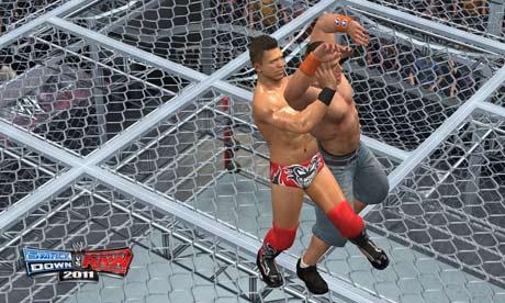 Wwe Smackdown Vs Raw 2011. WWE Smackdown vs Raw