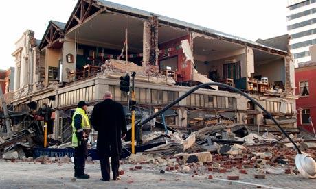 earthquake in new zealand christchurch. Earthquake