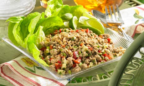 Thai larb recipe | Life and style | The Guardian