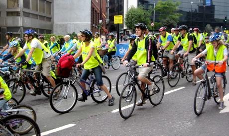 London Skyride 2010