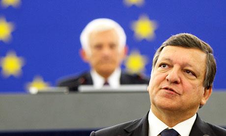 European commission president José Manuel Barroso