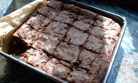 How to make perfect brownies | Life and style | The Guardian