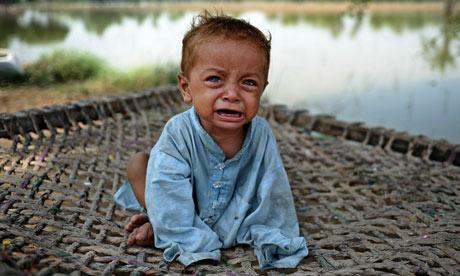 Famished Children