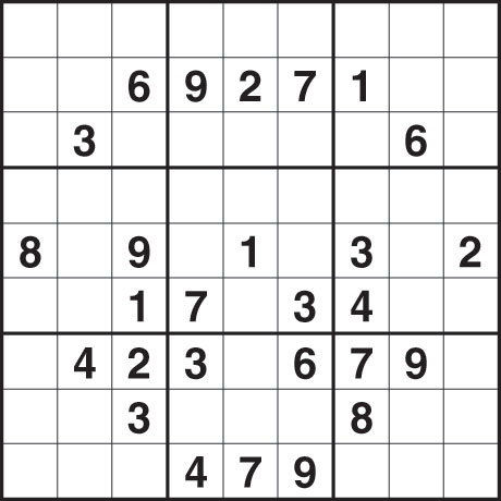 Observer sudoku 6 feb