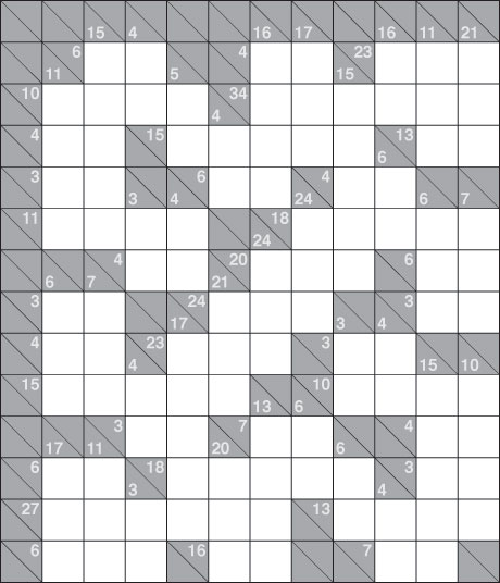 Kakuro 1186 medium 11 March