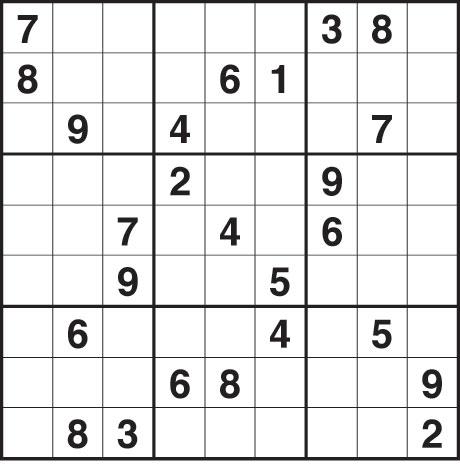 Sudoku 1837 hard