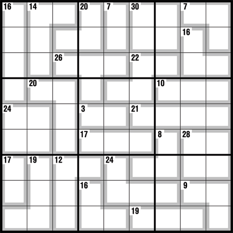 Observer killer sudoku 17 July