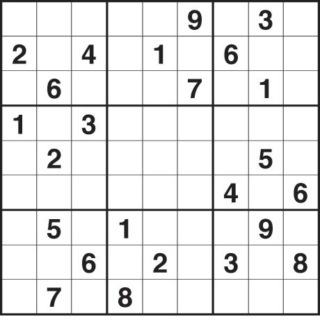 Sudoku 1,960 medium