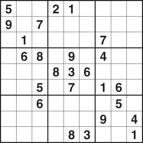Observer sudoku 11 September