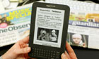 Kindle for news direct