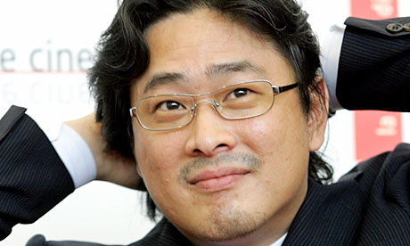 South Korean director Park Chan-wook
