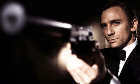 Daniel Craig will star in Bond 23, reprising the role he has played twice.