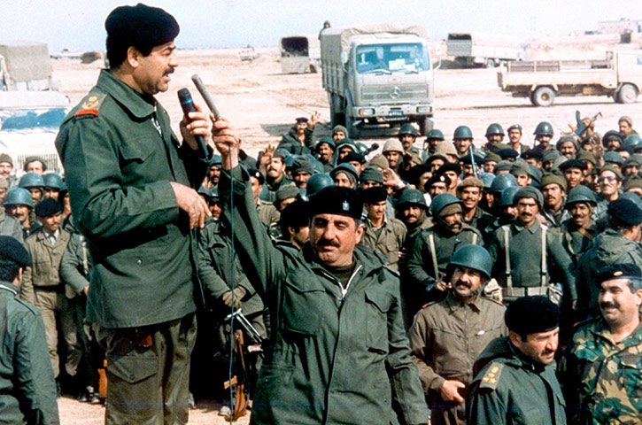 the inception of the persian gulf war on august 2nd 1990 The euphoria at the beginning and the end of the persian gulf war bracketed one of the most disturbing episodes in us journalistic history—a period in which many reporters for national media abandoned any pretense of neutrality or reportorial distance in favor of boosterism for the war effort.